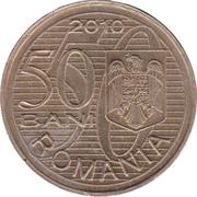 50 Bani (Aurel Vlaicu) -  obverse