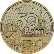50 Bani (Vladislav I Vlaicu) -  obverse