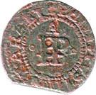 Menut - Felipe III – obverse