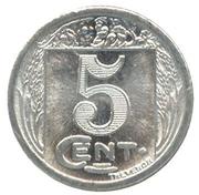5 Centimes (Royan s/ l'Océan) – reverse