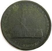 1 Penny (Worcestershire - Halesowen / Workhouse) – obverse
