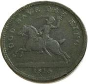 1 Penny (Worcestershire - Halesowen / Workhouse) – reverse
