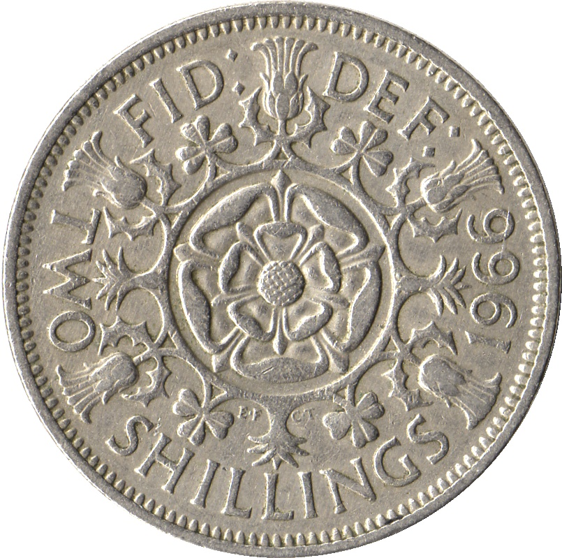 1955 Five Shilling Coin Value http://en.numista.com/catalogue/pieces885.html