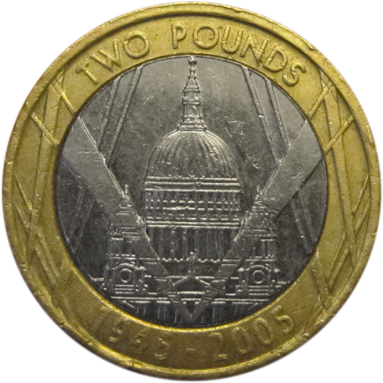 2015 Two Pounds | Check Your Change