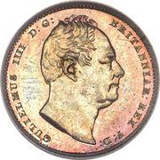 6 Pence - William IV -  obverse