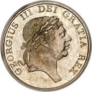 3 Shillings - George III (Bank of England Token) – obverse