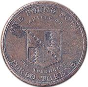 3 Pence (Worcestershire - Birmingham / Workhouse) – reverse