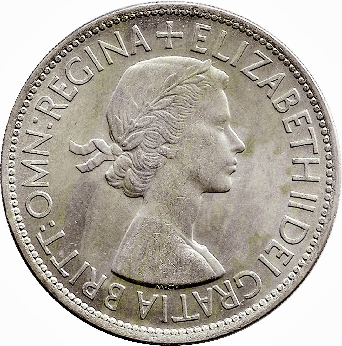QUEEN ELIZABETH II 1953-1970 10 GREAT BRITAIN UNITED KINGDOM 1 PENNY COINS