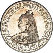 1 Crown - Victoria (Spink & Son Pattern) -  obverse