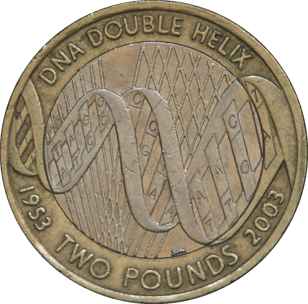 2007 Acts of Union Between England & Scotland £2 Coin