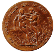 1 Farthing (Middlesex - T. Spence) -  obverse