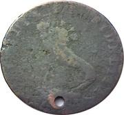 ½ Penny (Inverness / MacKintosh, Inglis & Wilson's) – reverse
