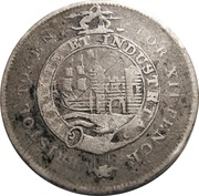 1 Shilling (Somersetshire - Bristol / To Facilitate Trade) – obverse