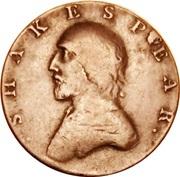½ Penny (Sussex - Brightelmstone / W. Mighells) – reverse