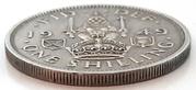 1 Shilling - George VI (Scottish crest; without 'IND:IMP') -  obverse