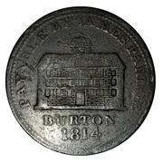 1 Penny (Staffordshire - Burton / J. Pardoe) – obverse