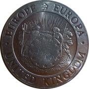 2 ECU (Britannia) -  obverse