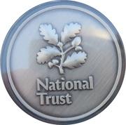 Token - National Trust (Sizergh) -  reverse