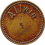 1 Penny - Allwin Token – obverse