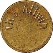 2 Pence - The Allwin  – obverse