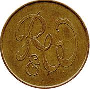 6 Pence - R&W (Vending) – obverse