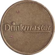 Vending Machine Token - Drinkmaster – obverse