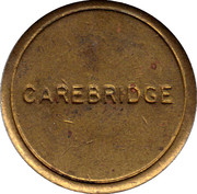 Token - Carebridge Esso (Redruth, Cornwall) – obverse