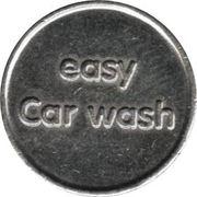 Car Wash Token - Easy Car wash – obverse