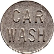 Car Wash Token - Esquire Kleindienst – reverse