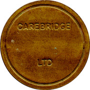 Token - Carebridge Ltd (Redruth, Cornwall) – obverse