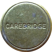 Free Air Token - Carebridge (Redruth, Cornwall) – obverse