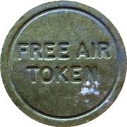 Free Air Token - Carebridge (Redruth, Cornwall) – reverse