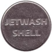 Car Wash Token - Jetwash Shell – obverse
