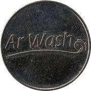 Car Wash Token - Ar Wash – obverse