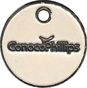 Shopping Cart Token - ConocoPhillips (Health Challenge) – obverse