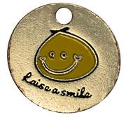 Shopping Cart Token - Morrisons (Raise a smile) – obverse