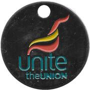 Shopping Cart Token - Unite (The Union) – reverse