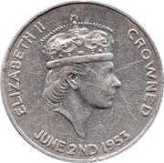 Medallion - Elizabeth II  – obverse