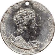Medal - Elizabeth II Coronation – obverse