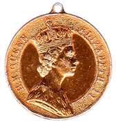 Medallion - Elizabeth II (The Royal Visit to Malta ) – obverse