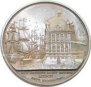 Medal - Battle of Vimiera. English Army enters Lisbon – reverse