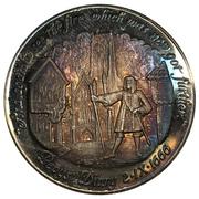 Medal - Great London Fire Tercentenary 1966 – obverse
