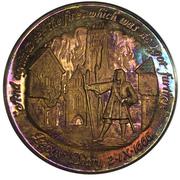Medal - Great London Fire Tercentenary – obverse
