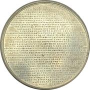 Medal - Burial of Napoleon Bonaparte – reverse