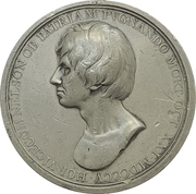 Medal - Death of Nelson – obverse