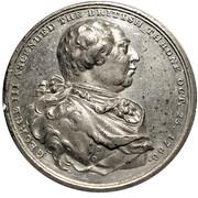 Medal - George III (King death, Allegory Matthew 25:21) – obverse