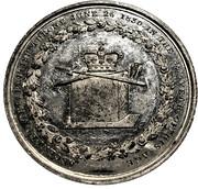 Medal - William IV Coronation – reverse
