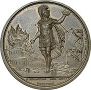 Medal - Lieutenant General Thomas Graham Lord Lynedoch, Capture of San Sebastian – reverse