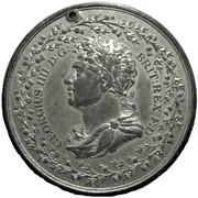 Medal - George IV (Royal visit to Scotland) – obverse