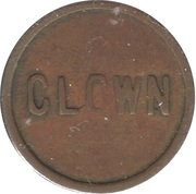 2 Pence - Clown – obverse